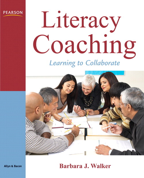 Literacy Coaching: Learning to Collaborate, CourseSmart eTextbook