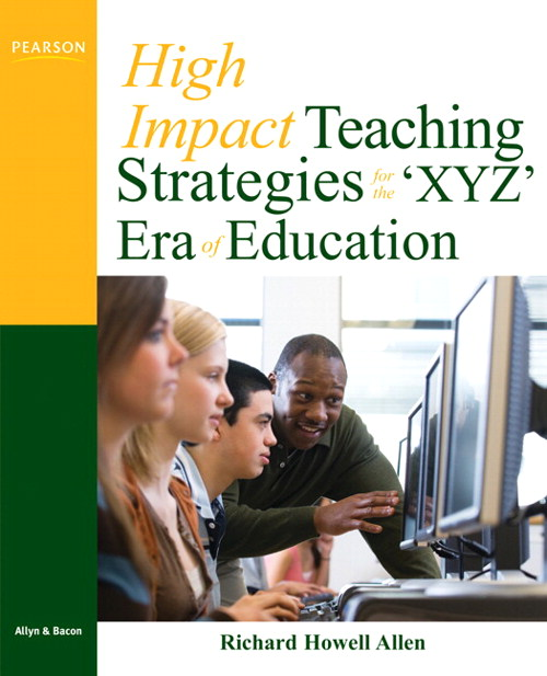 High-Impact Teaching Strategies for the 'XYZ' Era of Education, CourseSmart eTextbook