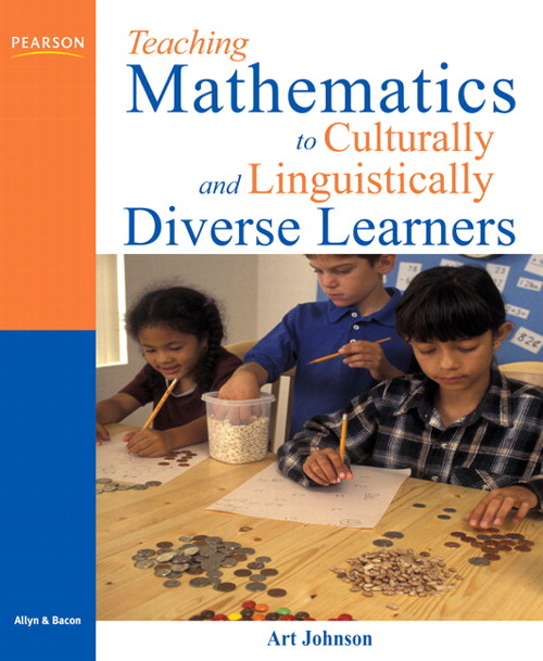 Teaching Mathematics to Culturally and Linguistically Diverse Learners, CourseSmart eTextbook