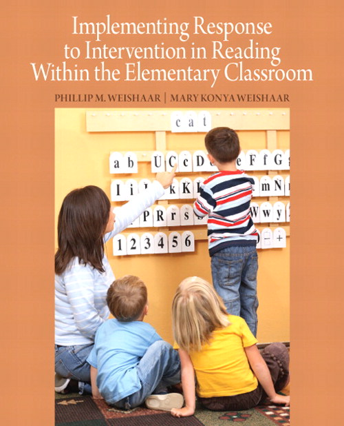 Implementing Response to Intervention in Reading Within the Elementary Classroom, CourseSmart eTextbook