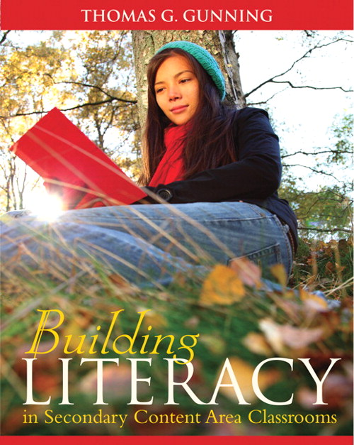 Building Literacy in Secondary Content Area Classrooms, CourseSmart eTextbook