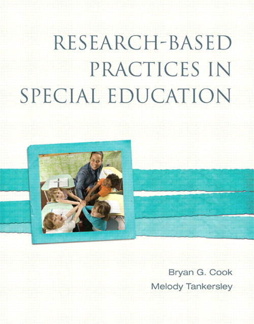 Research-Based Practices in Special Education, CourseSmart eTextbook