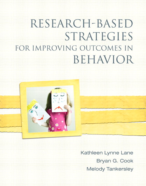 Research-Based Strategies for Improving Outcomes in Behavior, CourseSmart eTextbook