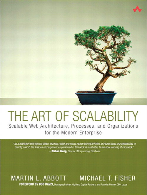Art of Scalability, The: Scalable Web Architecture, Processes, and Organizations for the Modern Enterprise, Safari