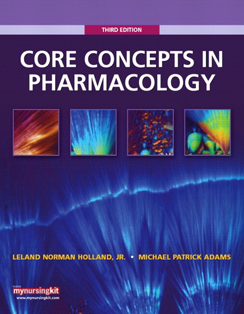 Core Concepts in Pharmacology, CourseSmart eTextbook, 3rd Edition