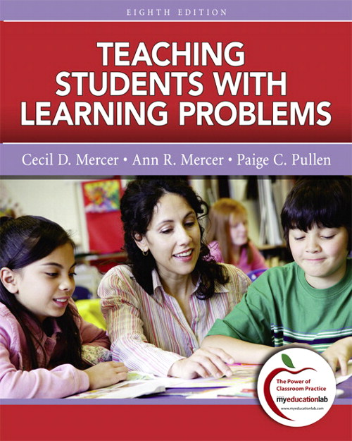 Teaching Students with Learning Problems, CourseSmart eTextbook, 8th Edition
