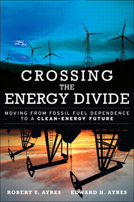 Crossing the Energy Divide: Moving from Fossil Fuel Dependence to a Clean-Energy Future, Safari