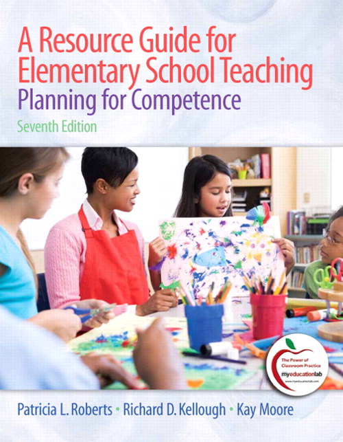 Resource Guide for Elementary School Teaching, A: Planning for Competence, CourseSmart eTextbook, 7th Edition