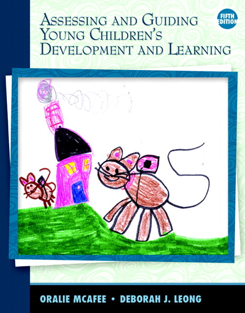 Assessing and Guiding Yound Children's Development and Learning, CourseSmart eTextbook, 5th Edition