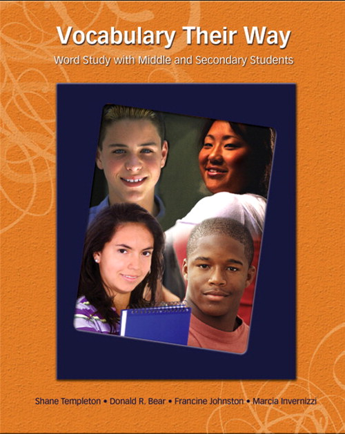 Vocabulary Their Way: Word Study with Middle and Secondary Students, CourseSmart eTextbook