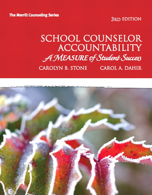 School Counselor Accountability: A MEARSURE of Student Success, CourseSmart eTextbook, 3rd Edition