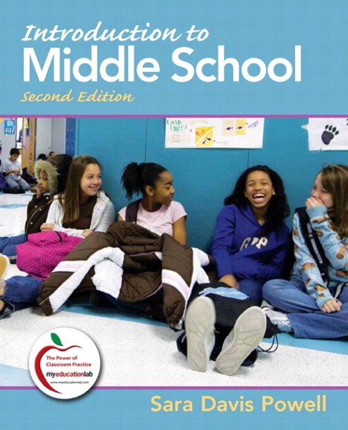 Introduction to Middle School, CourseSmart eTextbook, 2nd Edition