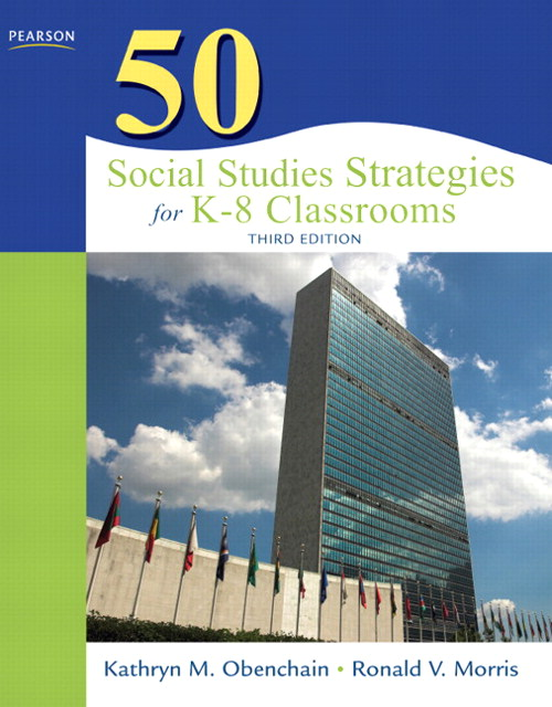 50 Social Studies Strategies for K-8 Classrooms, CourseSmart eTextbook, 3rd Edition