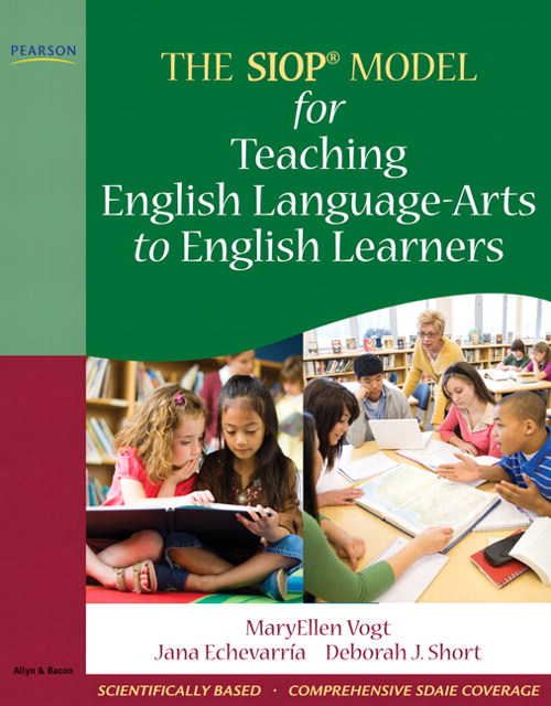 SIOP Model for Teaching English-Language Arts to English Learners, The, CourseSmart eTextbook