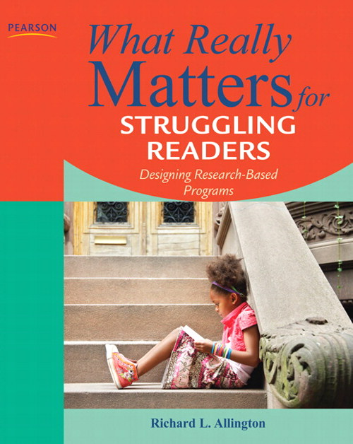 What Really Matters for Struggling Readers: Designing Research-Based Programs, CourseSmart eTextbook, 3rd Edition