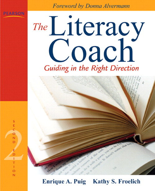 Literacy Coach, The: Guiding in the Right Direction, CourseSmart eTextbook, 2nd Edition
