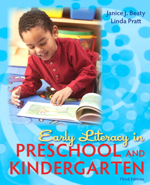 Early Literacy in Preschool and Kindergarten, CourseSmart eTextbook, 3rd Edition