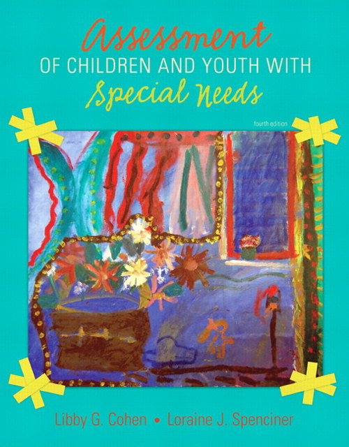 Assessment of Children and Youth with Special Needs, CourseSmart eTextbook, 4th Edition