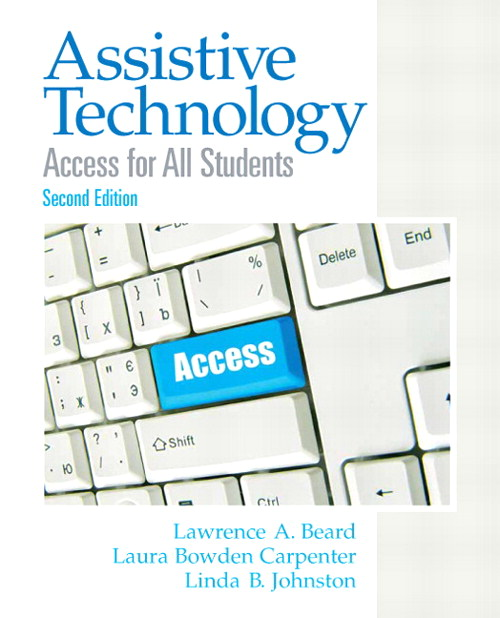 Assistive Technology: Access for All Students, CourseSmart eTextbook, 2nd Edition