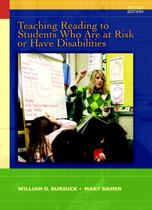 Teaching Reading to Students Who Are At-Risk or Have Disabilities: A Multi-Tier Approach, CourseSmart eTextbook, 2nd Edition
