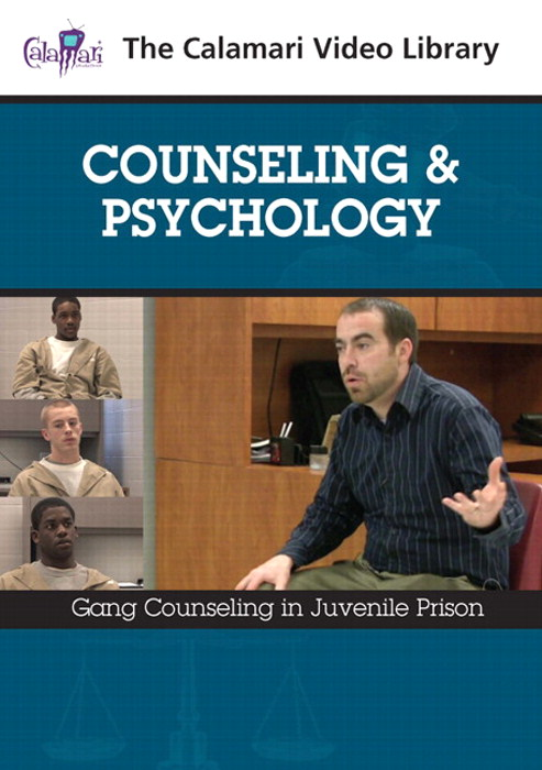 Counseling & Psychology: Gang Counseling in Juvenile Prison
