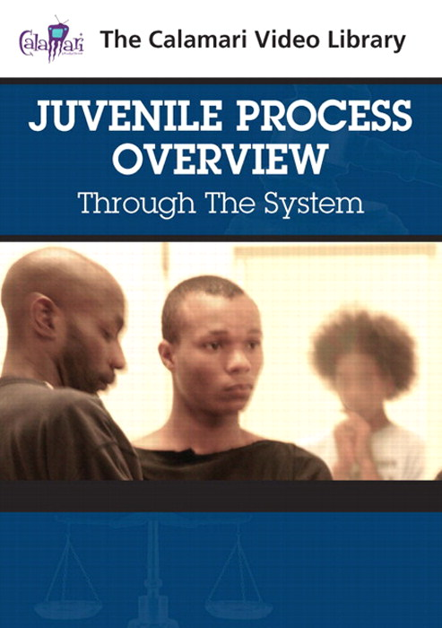 Juvenile Process Overview: Through the System