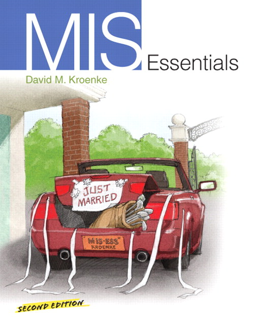 MIS Essentials, CourseSmart eTextbook, 2nd Edition