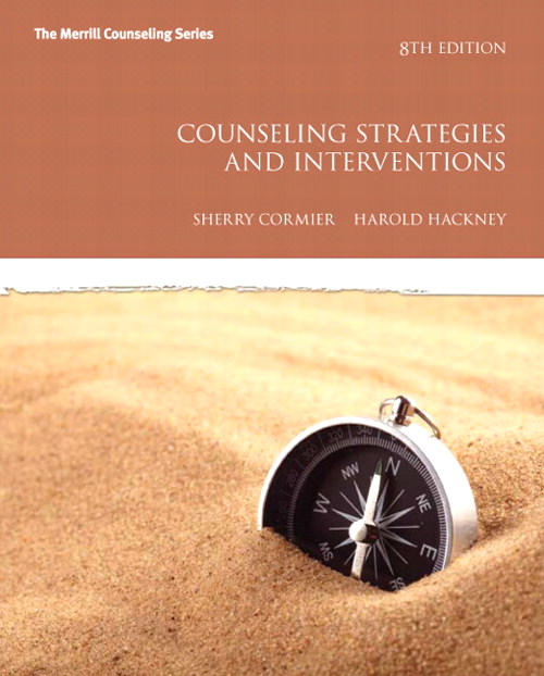 Counseling Strategies and Interventions, 8th Edition