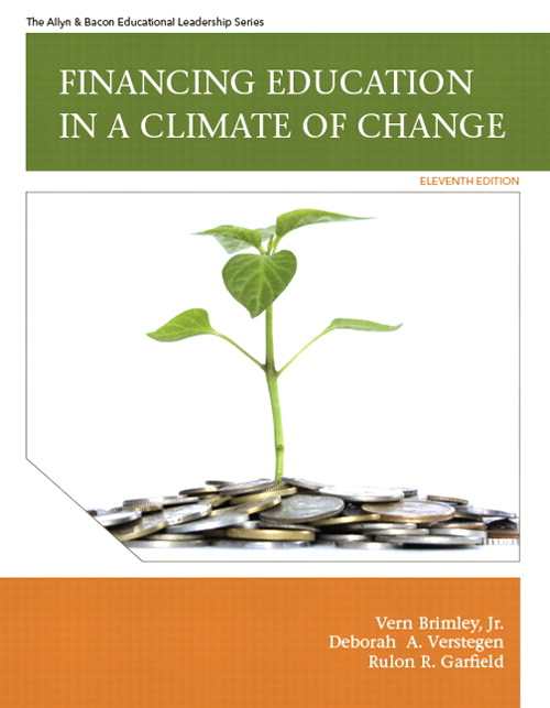 Financing Education in a Climate of Change, CourseSmart eTextbook, 11th Edition