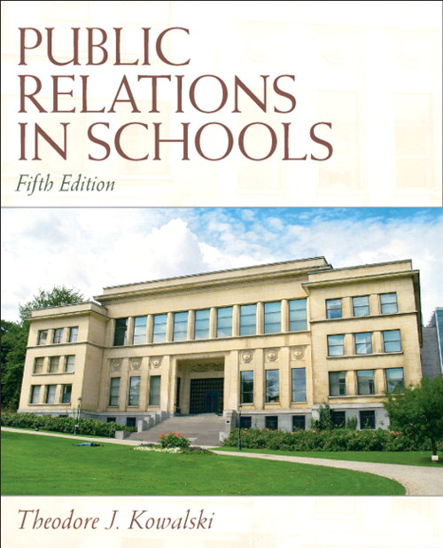 Public Relations in Schools, 5th Edition