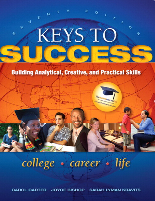 Keys to Success: Building Analytical, Creative, and Practical Skills, CourseSmart eTextbook, 7th Edition