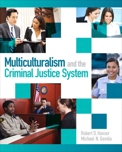 Multiculturalism and the Criminal Justice System, CourseSmart eTextbook