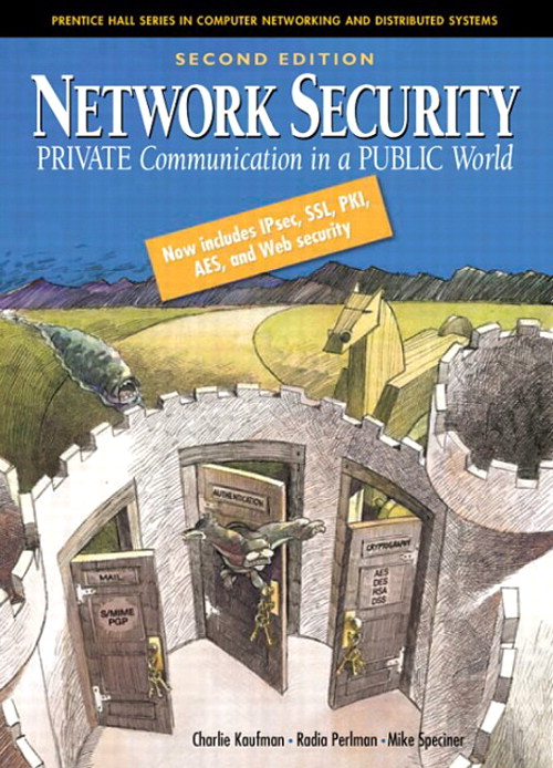 Network Security: Private Communications in the Public World, CourseSmart eTextbook, 2nd Edition