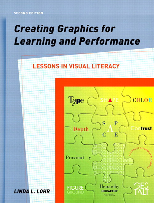 Creating Graphics for Learning and Performance: Lessons in Visual Literacy, CourseSmart eTextbook, 2nd Edition