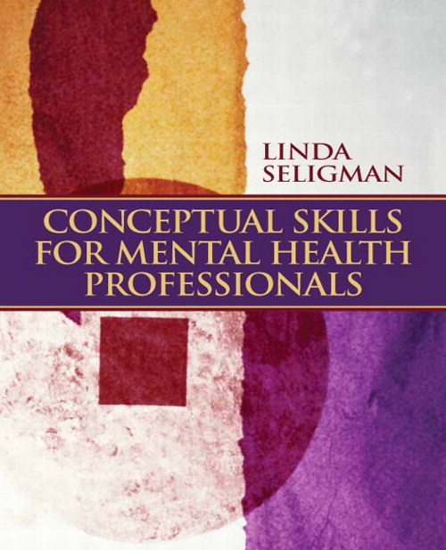 Conceptual Skills for Mental Health Professionals, CourseSmart eTextbook