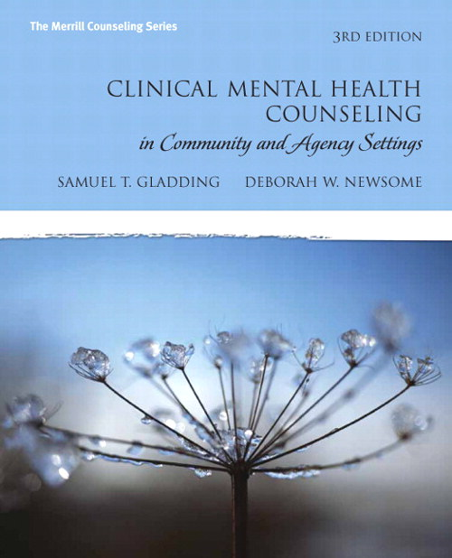Clinical Mental Health Counseling in Community and Agency Settings, CourseSmart eTextbook, 3rd Edition