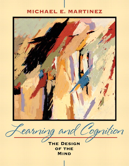 Learning and Cognition: The Design of the Mind, CourseSmart eTextbook