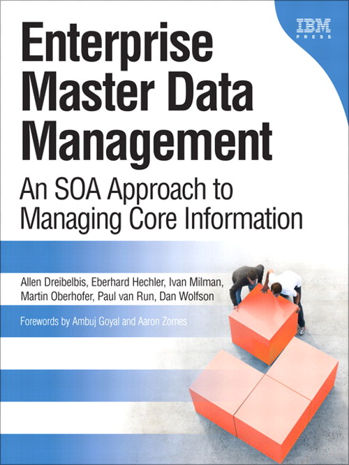 Enterprise Master Data Management: An SOA Approach to Managing Core Information, Safari