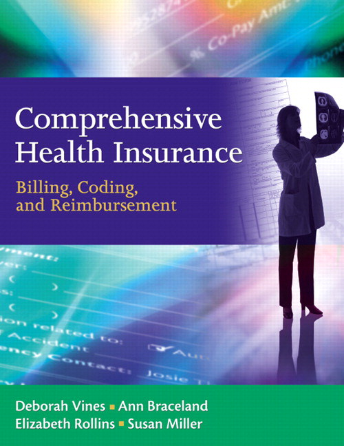 Comprehensive Health Insurance: Billing, Coding and Reimbursement Value Package (includes Blackboard, Student Access , Comprehensive Health Insurance)