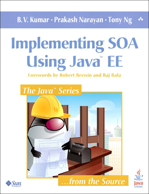 Implementing SOA Using Java EE, Safari