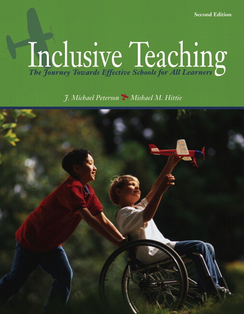 Inclusive Teaching: The Journey Towards Effective Schools for All Learners, CourseSmart eTextbook, 2nd Edition