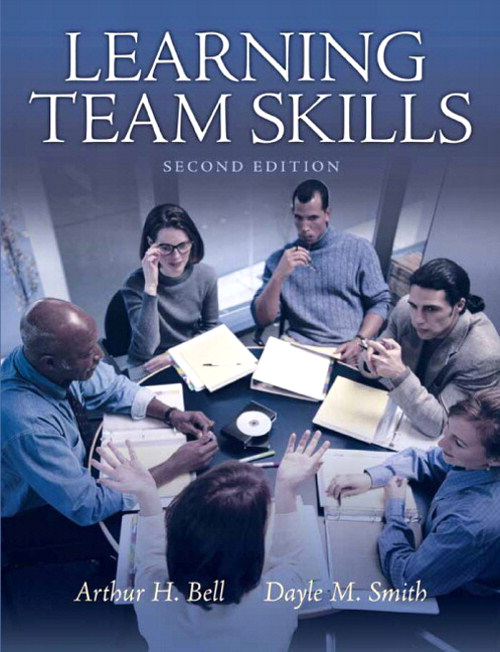 Learning Team Skills, CourseSmart eTextbook, 2nd Edition