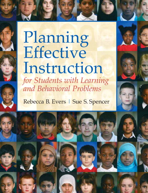 Planning Effective Instruction for Students with Learning and Behavior Problems, CourseSmart eTextbook