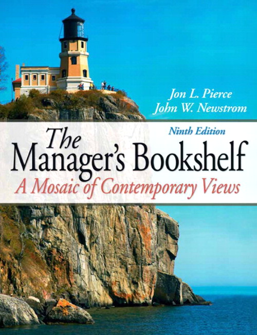 Manager's Bookshelf, CourseSmart eTextbook, 9th Edition