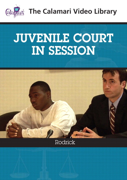 Juvenile Court in Session: Rodrick (2-DVD Set)