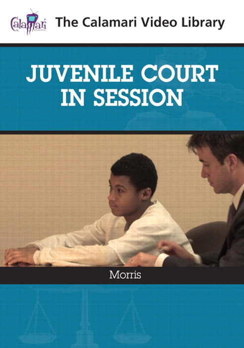 Juvenile Court in Session: Morris (2 DVD Set)