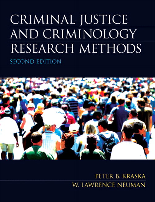 Criminal Justice and Criminology Research Methods, CourseSmart eTextbook, 2nd Edition