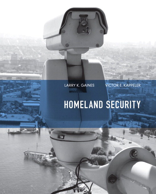 Homeland Security, CourseSmart eTextbook