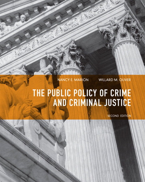 Public Policy of Crime and Criminal Justice, CourseSmart eTextbook, 2nd Edition