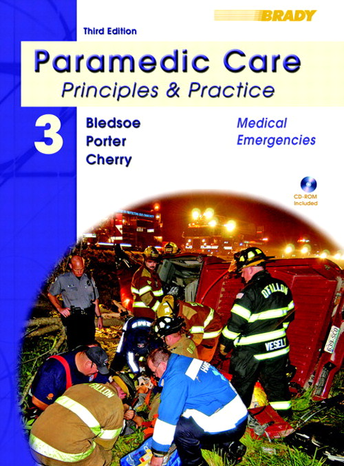 PARAMED CARE: PRIN&PRAC V3 MED&4&5&UND&WBK3, 3rd Edition